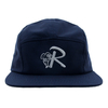 Boné Ratus 5-Panel Logo Navy