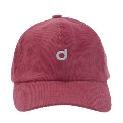 Boné Drama Dat Hats Burgandy Color