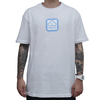Camiseta Thank You Cloud of Fortune White