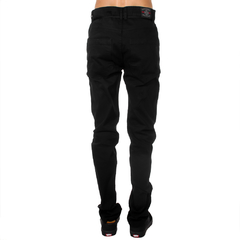 Calça Independent Sarja Fit Mouse Killer Preto - comprar online