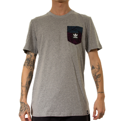 Camiseta Adidas Palm Pocket