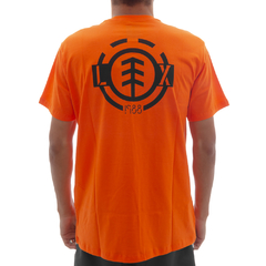Camiseta Element L.Xaparral Tee Orange na internet