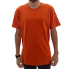 Camiseta Ratus Basic Logo Orange