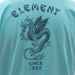 Camiseta Element Take Out - Ratus Skate Shop