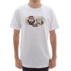 Camiseta Flip Cheech Chong White