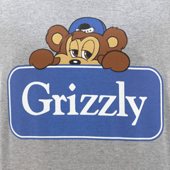 Camiseta Grizzly Heather Mescla - comprar online