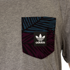 Camiseta Adidas Palm Pocket - comprar online