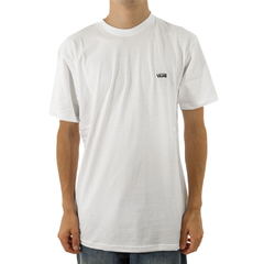 Camiseta Vans Core Basics White