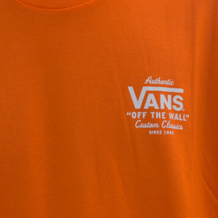Camiseta Vans Holder ST Classic Flame na internet