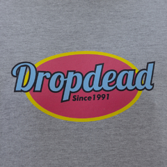 Camiseta Drop Dead Old Dot Mescla - comprar online