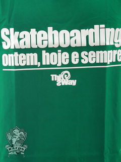 Camiseta This Way Regata Skate 4ever na internet