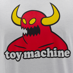 Camiseta Toy Machine Monster White - comprar online