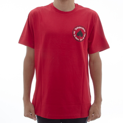 Camiseta Thrasher X Independent Oath Red