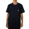 Camiseta Ratus Basic Logo Navy