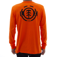 Camiseta Element M/L L.Xaparral Orange na internet