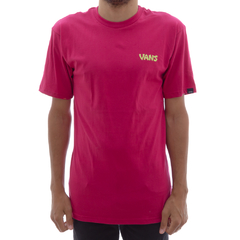 Camiseta Vans Two Can Pink