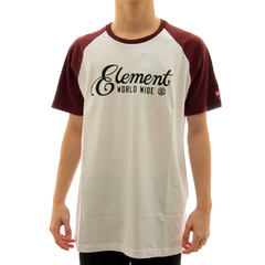 Camiseta Element Raglan World Wide