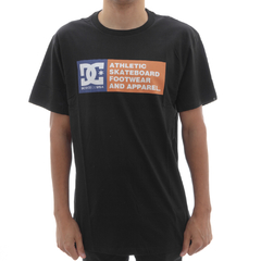Camiseta DC Vertical Zone Black