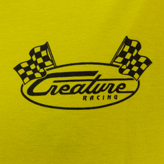 Camiseta Creature Monkey Yellow - comprar online