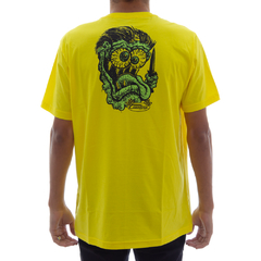 Camiseta Creature Monkey Yellow na internet