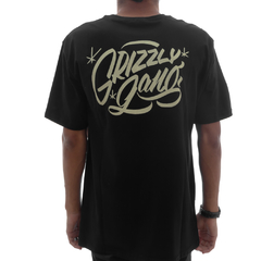 Camiseta Grizzly Sinage Black na internet