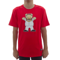 Camiseta Grizzly Malone Red