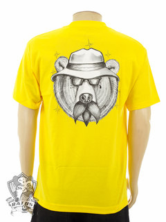 Camiseta Grizzly  Bruiser TEE Yellow na internet