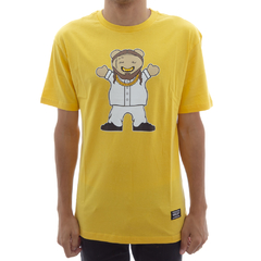 Camiseta Grizzly Malone Yellow