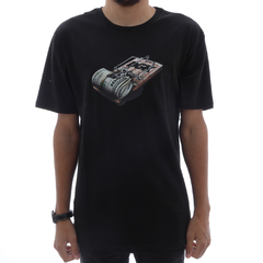 Camiseta DGK Mind Trap Black