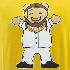 Camiseta Grizzly Malone Yellow - comprar online