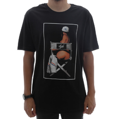 Camiseta DGK World Wide Black