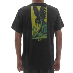 Camiseta Creature Angel Of Deafh Black na internet