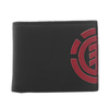 Carteira Element Daily Black/Red