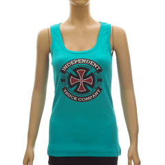 Blusinha Independent Regata Seal Verde