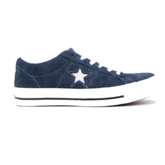 Tênis Converse One Star Navy White White