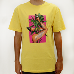 Camiseta DGK All In Yellow