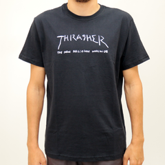 Camiseta Thrasher X Gonz New Religion