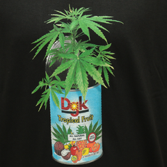 Camiseta DGK Tropical FruIt Black - comprar online