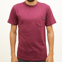 Camiseta Vans Pocket Prune