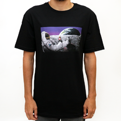 Camiseta DGK Spaced Out Black