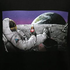 Camiseta DGK Spaced Out Black - comprar online