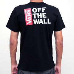 Camiseta Vans OTW Black na internet