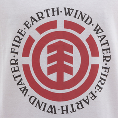 Camiseta Element Regata Seal White - comprar online