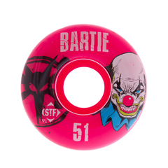 Roda Bones STF Bartie Clown 51mm