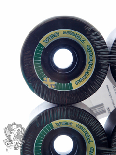Roda NEXT Long 70mm Preto
