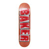 Shape Baker Logo Orange Red 8.25""