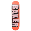 Shape Baker Logo Orange 8.10""