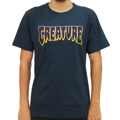 Camiseta Creature Outline Fire