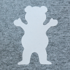 Camiseta Grizzly OG Mini Bear Mescla - comprar online