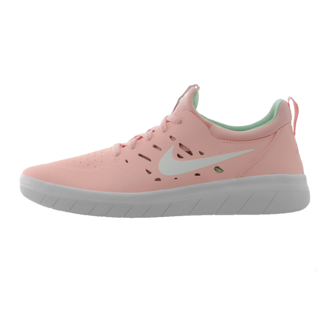 Activo Claire Eslovenia  Tênis Nike SB Nyjah Free Bleached Coral White